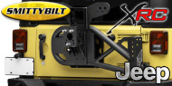 Smittybilt XRC Tire Carrier