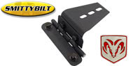 Smittybilt Adjust-A-Mount Defender Rack Clamps <br>for 1995-2015 Toyota Tacoma & Tundra