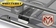 Smittybilt Roof Rack Mounting Kit <br>for 1997-2015 Ford Expedition and Excursion
