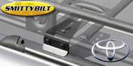 Smittybilt Roof Rack Mounting Kit <br>for 1986-2002 Toyota 4Runner