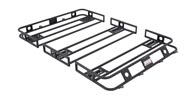 Smittybilt Bolt-Together Defender Roof Rack <br>for 1995-2015 Toyota Tacoma and Tundra