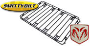 Smittybilt One Piece Defender Roof Rack <br>for 1981-1990 Toyota 60 Series