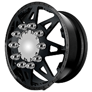 American Force Wheels<br> STARS Black