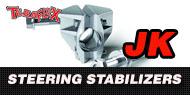 TeraFlex Jeep <br>Steering Stabilizers
