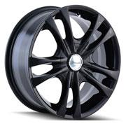Sacchi Wheels<br /> S2 Gloss Black