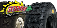 Sedona Bazooka Tires