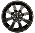 Sedona Mamba ATV Wheels