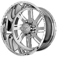 American Force SHIFT SS8 Polished Wheels