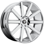 DUB Wheels Shot Calla S120 <br /> Chrome