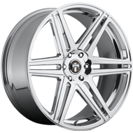 DUB Wheels Skillz S122 <br /> Chrome