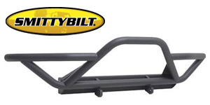 Smittybilt SRC Front Bumper <br>87-06 Jeep Wrangler
