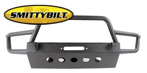 Smittybilt SRC Front Bumper<br> 07-15 Jeep Wrangler JK