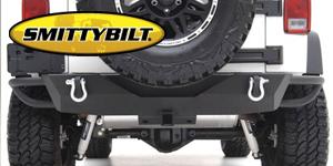 Smittybilt SRC Rear Bumper