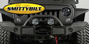 Smittybilt XRC Atlas Bumpers <br>Front Bumpers for 07-17 Jeep JK and Unlimited