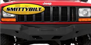 Smittybilt XRC Bumpers <br>84-01 Cherokee XJ