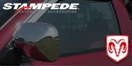 STAMPEDE Dodge<br>  Window Vent Visors