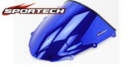 Sportech Classic Chrome Series Windscreen