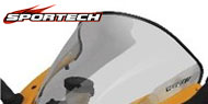 Sportech GP Series Windscreen