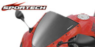 Sportech Shadow Series Windscreen