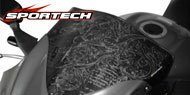 Sportech Twisted Series Windscreen