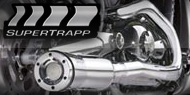 Supertrapp V Twin Full System Exhaust
