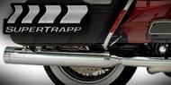Supertrapp V Twin Slip On / Silencer