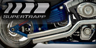 Supertrapp V Twin Exhausts