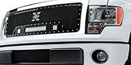 T-Rex Jeep Grilles