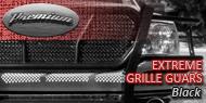 Premium <br>Extreme Grille Guard - Black