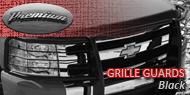 Premium <br>Grill Guard - Black
