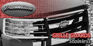 Premium <br>Grill Guard - Stainless Steel