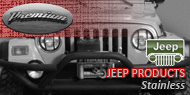 Premium <br>Jeep Products
