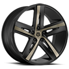 TIS Wheels <br />541BZ Satin Bronze