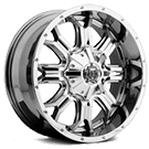 TIS Wheels<br /> 535V Chrome