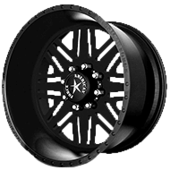 American Force Wheels<br> TITAN SS8 Black