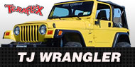 TeraFlex Suspension <br>Wrangler TJ