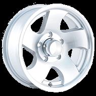 Trailer 10 Machine Silver Window Wheels