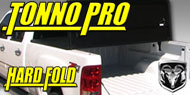Tonno Pro Dodge <br>Hard Fold Tonneau Covers