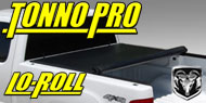 Tonno Pro Lo Roll Tonneau Covers <br>Dodge