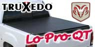 Dodge TruXedo Lo Pro QT Tonneau Covers