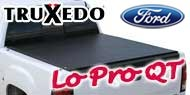 Ford TruXedo Lo Pro QT Tonneau Covers