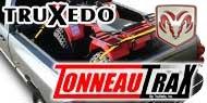 Dodge<br> TruXedo Tonneau Trax Tonneau Covers