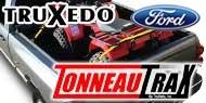 Ford<br> TruXedo Tonneau Trax Tonneau Covers