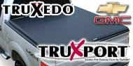Chevy TruXedo TruXport Tonneau Covers