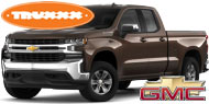 Chevy/GMC <br>Truxxx Leveling Kits