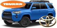 Toyota <br>Truxxx Leveling Kits