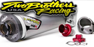 Two Brothers Exhaust System Accessories