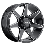 Ultra Wheels<br /> 205BM Tempest Gloss Black