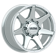 Ultra Wheels <br />205C Tempest Chrome Plated