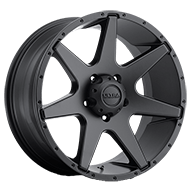 Ultra Wheels<br /> 205SB Tempest Satin Black